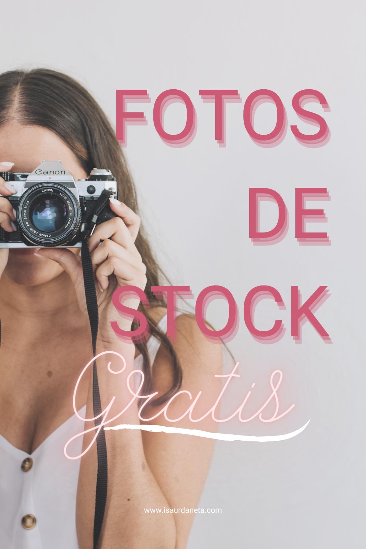 LOS MEJORES SITIOS DE FOTOS GRATIS DE STOCK